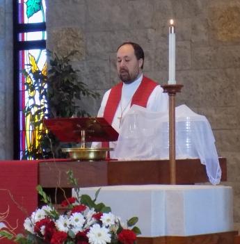 Pastor Johnold Strey